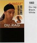 Elysee Man Deluxe Durag Black